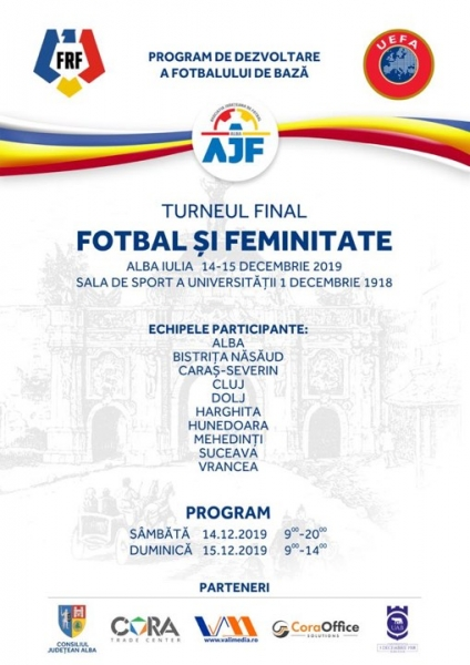 Turneu Final 2019 Feminin
